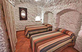 Arquitectura bioclimática: Casas Cueva