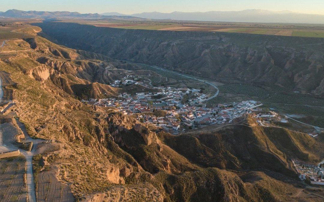 Ruta turística por el Desierto de Gorafe