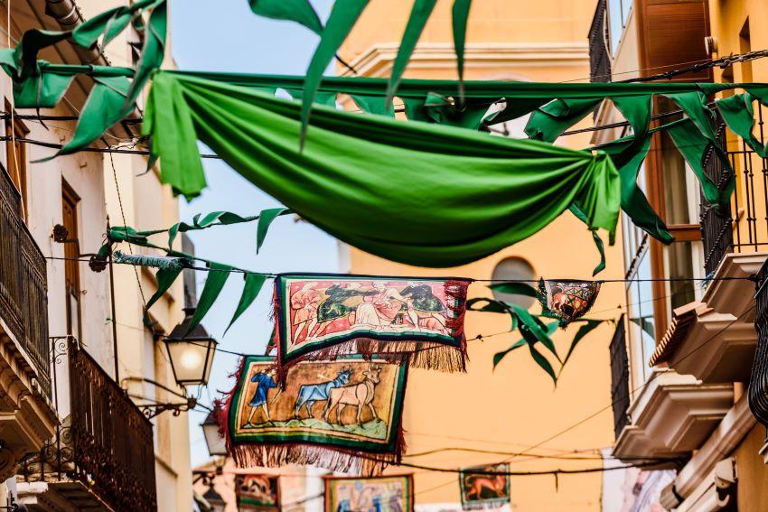 La fiesta de moros y cristianos de Guadix