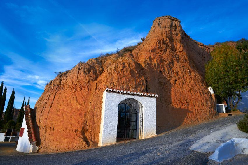 Cómo se vive en una casa cueva de Guadix